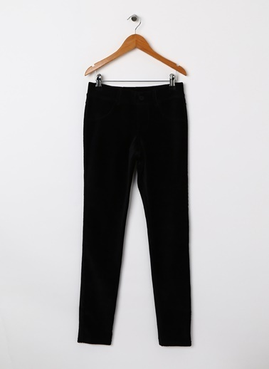 Benetton Pantolon Siyah